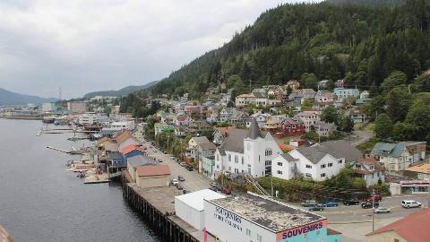 Ketchikan-Alaska