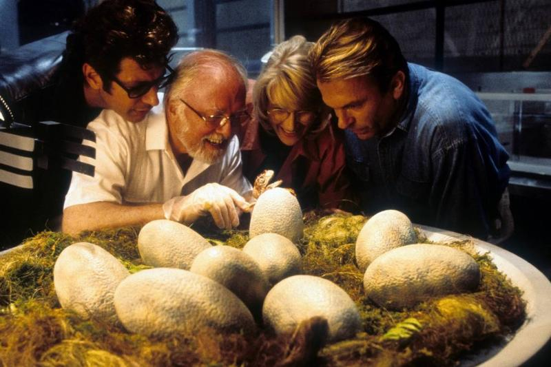 A Famous Line Was A Fleeting Comment By Phil Tippett