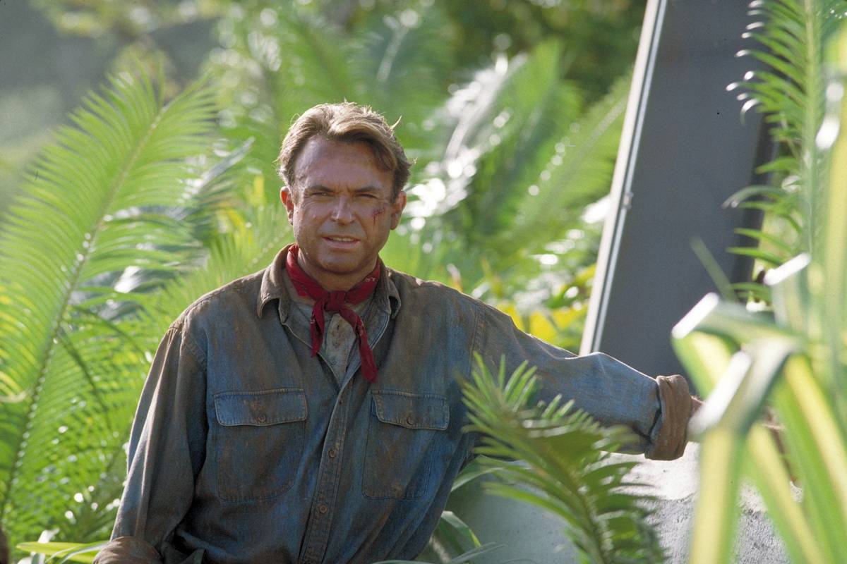 Harrison Ford Was Almost Running With Dinos