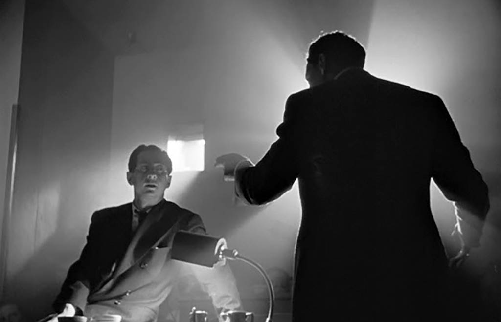 Scene in Citizen Kane