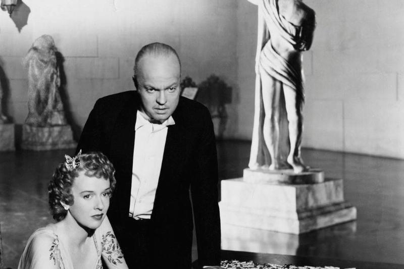 Actors in Citizen Kane