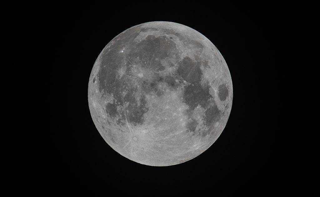 Picture of the moon