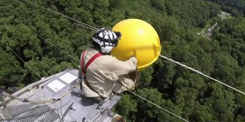 The Reason Why Power Line Balls Are Scattered Throughout The U.S. Is Genius