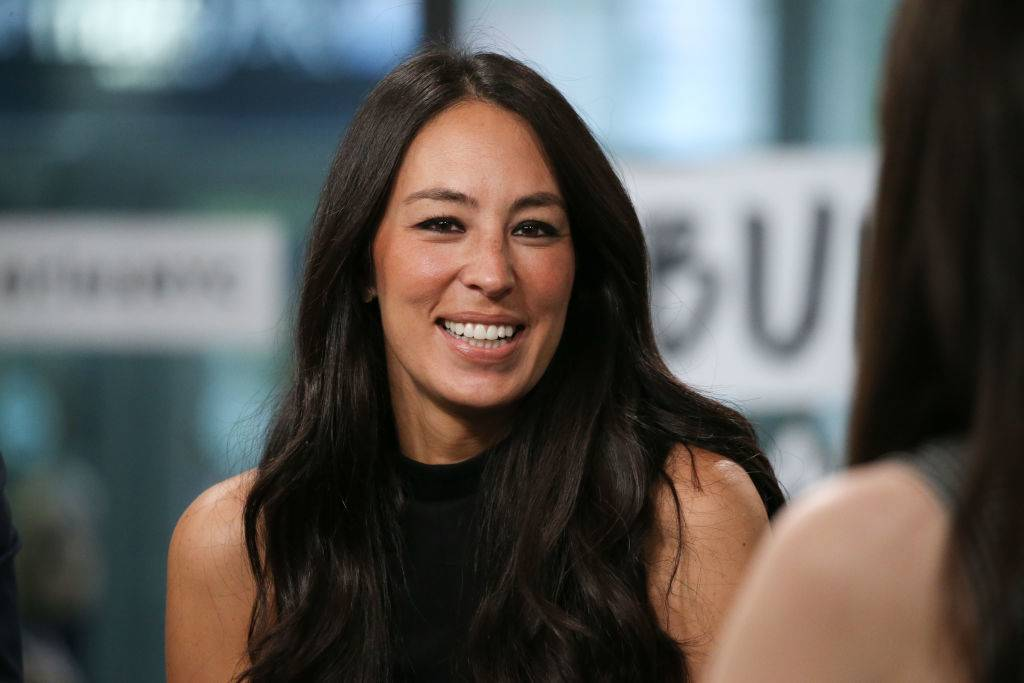 Joanna Gaines discusses new book