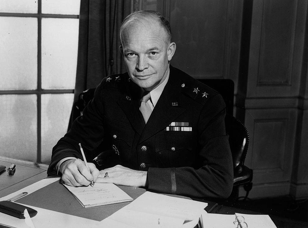 Picture of Eisenhower