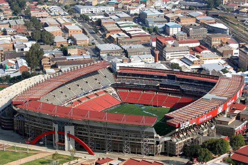 Picture of the stadium