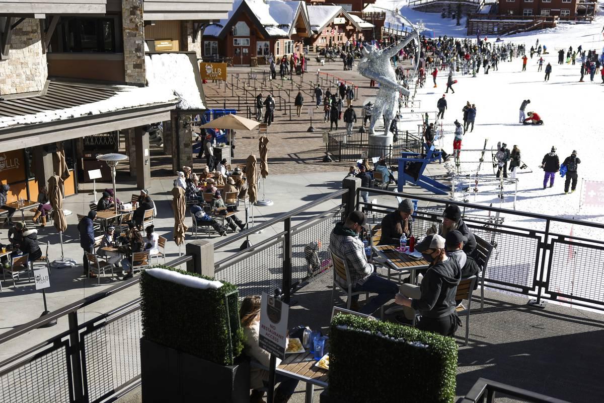 Breckenridge Ski Resort Opens For Season Amid New Coronavirus Guidelines