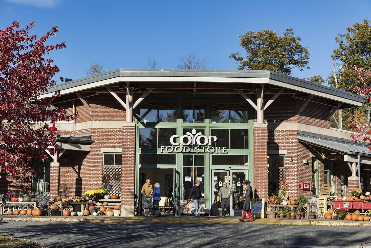 Coop Food Store...