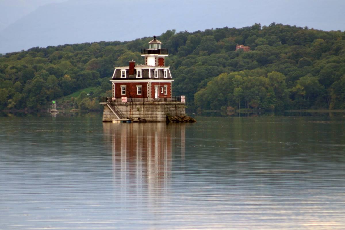 Hudson-Athens Lighthouse, New York