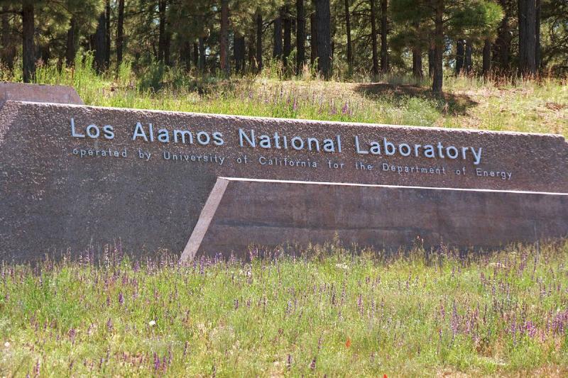 Los Alamos National Laboratory, New Mexico