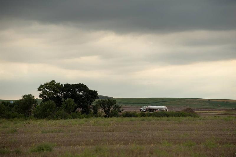 USA - Bakken Oil Fields
