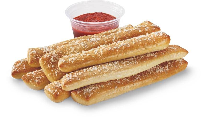 pepperoni crazy bread stuffed breadsticks with marinara dipping sauce
