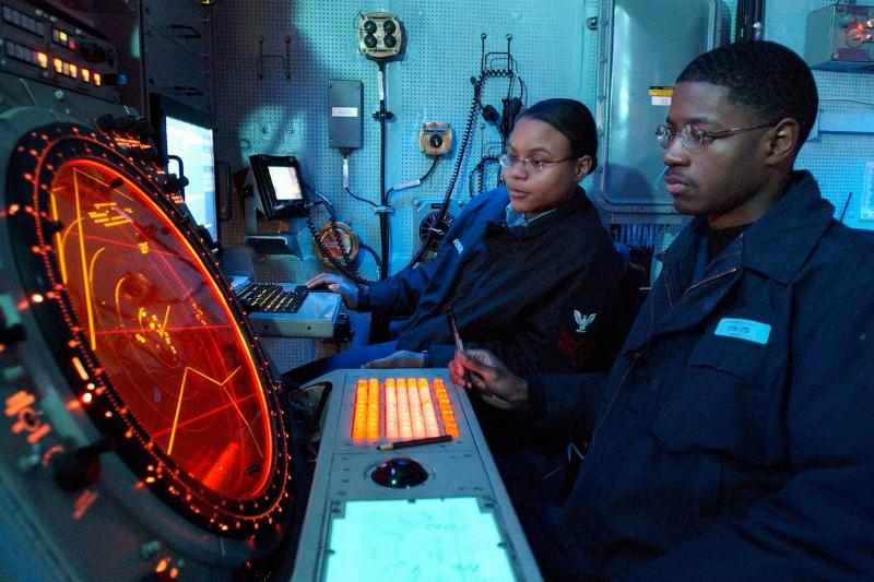 USS Truman Continues To Deploy Combat Missions